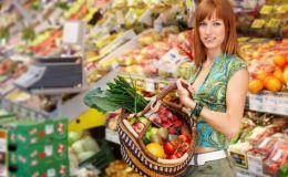 Как сэкономить на покупке продуктов?