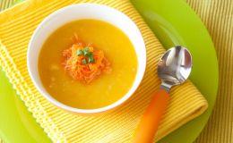 Когда ребенку можно давать суп: топ-3 рецепта