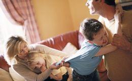 Ссоры между детьми — как разрешить конфликт