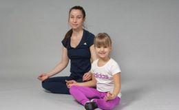 Зарядка для детей: комплекс йоги для бодрости и укрепления иммунитета