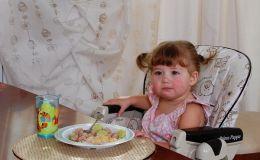 Как правильно готовить еду ребенку после двух лет?