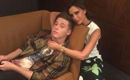 Старший сын Дэвида и Виктории Бэкхем планирует покорить Голливуд