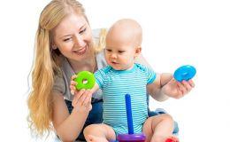 Пять лучших развивающих игрушек для годовалого ребенка
