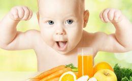 Какие соки можно давать грудному ребенку?