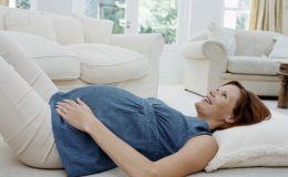К чему приводит стресс на последних сроках беременности?