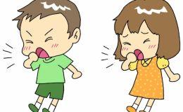Кашель у ребенка: как делать дренажный массаж