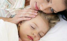 Ребенок кашляет ночью. Причины и лечение