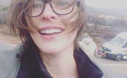 Милла Йовович опубликовала фото младшей дочки