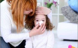 Синусит у ребенка. Как действовать правильно