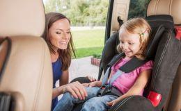 С какого возраста ребенку можно ездить без автокресла