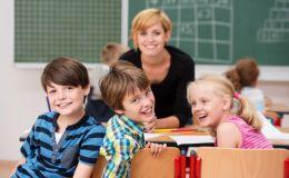 Первоклассники будут учить английский по-новому