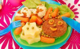 Овощи оранжевого цвета для первых прикормов