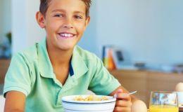 Идеальный завтрак — что приготовить ребенку?