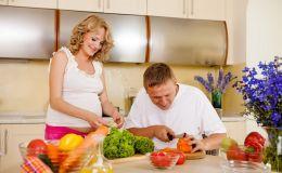 Если беременная вегетарианка: советы врача