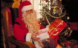 Где живет Святой Николай, Дед Мороз и Санта Клаус