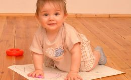 Оригинальные способы рисования с маленьким ребенком