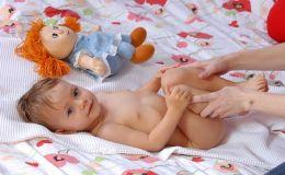 Польза массажа и гимнастики для новорожденного ребенка