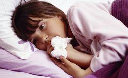 Кровь из носа у ребенка при простуде: не пропустите опасность!