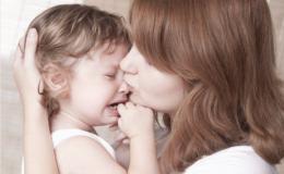6 реально работающих способов успокоить ребенка