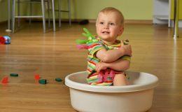 9 сенсорных игр, которые развивают органы чувств малыша