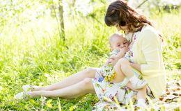 Опыт кормления грудью мам из разных стран