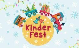 Детский фестиваль Kinder Fest прошел в чудесной теплой атмосфере