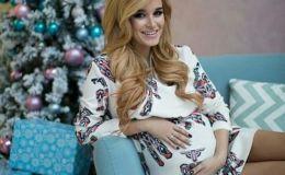 Ксения Бородина назвала новорожденную дочь неземным именем