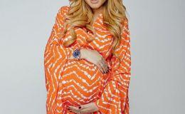 Ксения Бородина родила второго ребенка и уже выложила его фото