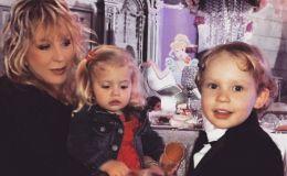 Алла Пугачева впервые показала дочь Лизу
