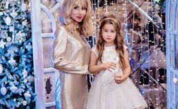 Loboda снялась с дочерью в очаровательной фотосессии