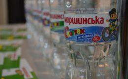 Площадка «Моршинская Спортик» — зона активности на Kinder Fest