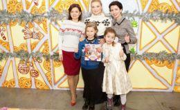 19 декабря в сказочном кулинарном городке Сеничкина будут детские развлечения и игры
