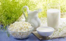 Продукты, в которых кальция больше чем в молоке