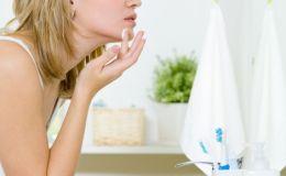 Уход за нормальной кожей лица во время беременности