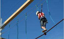 Что делать, если ребенок боится высоты