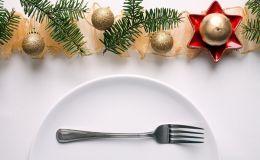 Праздничное меню из полезных блюд