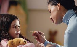 Простуда у ребенка: опасные симптомы