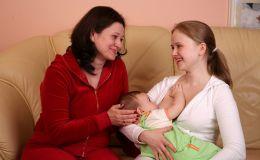 Консультант по грудному вскармливанию: помощь кормящей маме
