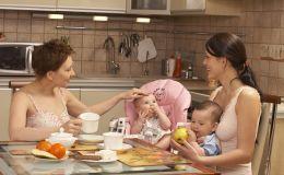 Как реагирует хорошая мама на советы по воспитанию ребенка