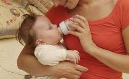 Как выбрать смесь для ребенка?