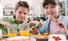 Ребенку нужен йод: чем кормить?