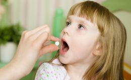 Каким лекарством нельзя сбивать температуру у детей