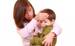 Чем нельзя сбивать температуру у детей