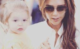 Виктория Бекхэм похвастала на фото новым талантом дочери