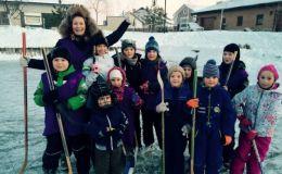 Снежана Егорова показала, чем занимается с детьми во время карантина