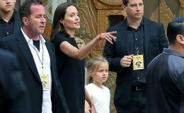 Кейт Хадсон, Джек Блэк, Анджелина Джоли: знаменитости привели детей на премьеру