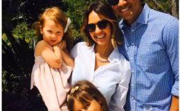 Джессика Альба поздравила мужа с днем рождения в соцсети