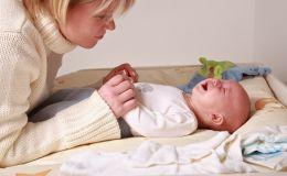 10 способов облегчить колики у малыша