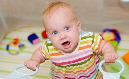 Игры для ребенка старше года: игры с пуговицами