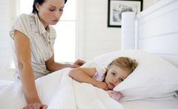 Ацетон у ребенка. Как действовать родителям